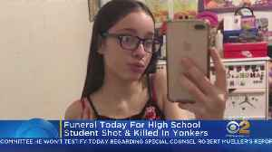 Funeral Today For Yonkers Teen [Video]