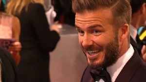 Celebrity Birthday: David Beckham [Video]