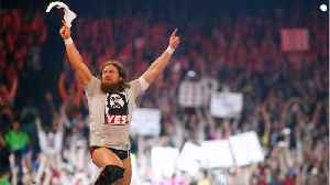 Daniel Bryan Healed From Injury [Video]