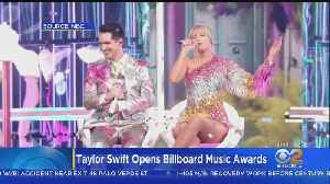 Taylor Swift, BTS, Madonna And Her Holograms Perform At Billboard Music Awards [Video]