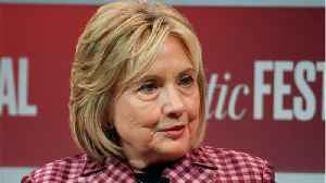 Hillary Clinton Says Barr Put America On The 'Road To Tyranny' [Video]