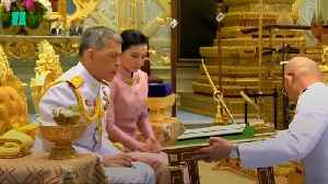 News video: Thai King Marries Bodyguard