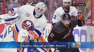 Reeling Islanders Finding Out Just How Fine A Line There Is Between Winning And Losing In Stanley Cup Playoffs [Video]