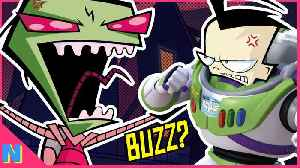 The Best & Craziest 'Invader Zim' Fan Theories Explained [Video]