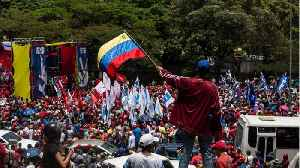 Venezuela's Maduro Seeks to Show Loyalty From Military During Crisis [Video]