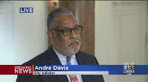 City Solicitor Andre Davis Says 'Restoring Stable Leadership' Is Next Step For Baltimore [Video]