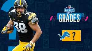 Bucky Brooks grades Detroit Lions' 2019 NFL Draft class [Video]
