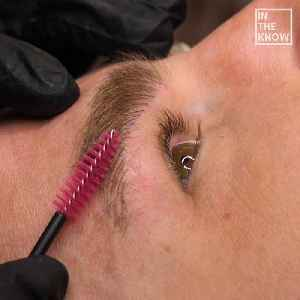 Eyebrow tattoos for men are a semi-permanent solution to getting fuller brows [Video]