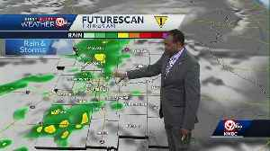 Spotty rain showers possible Friday morning [Video]