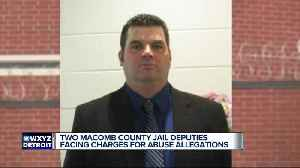 Macomb County jail deputies facing excessive force, criminal sexual conduct charges [Video]