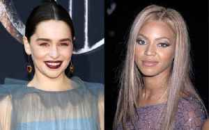 Emilia Clarke 'Ruined' Her First Meeting With Beyoncé [Video]