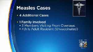 4 Additional Cases Of Measles Reported In Pittsburgh Area [Video]