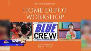 Crafting for Moms: Home Depot seminar [Video]