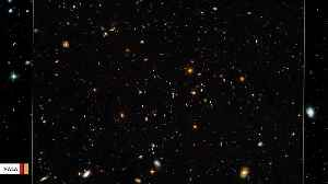 Hubble's View Shows 265,000 Galaxies Spanning 13.3 Billion Years [Video]