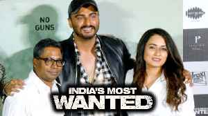 Arjun Kapoor India's Most Wanted Trailer Launch | Full Event | Raj Kumar Gupta [Video]