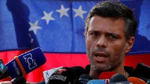 Venezuela opposition leader Leopoldo Lopez reveals he held talks with senior military officials [Video]