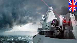 News video: Dragonfire: Meet the British navy's newest laser weapon