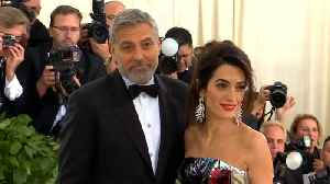 George Clooney banned from motorcycles after Italy crash [Video]