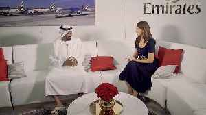 Emirates CEO sees FY profit, wants Boeing compensation [Video]