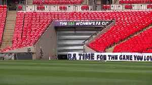 Record attendance expected for Women's FA Cup final [Video]