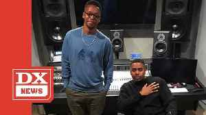 Nas & Lupe Fiasco Post Up In The Studio [Video]