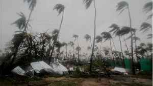 Tropical Cyclone Fani Has Claimed 2 Lives In India And Continues To Devastate The Region [Video]
