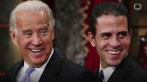 Biden's Son Becomes The Right's New Target [Video]