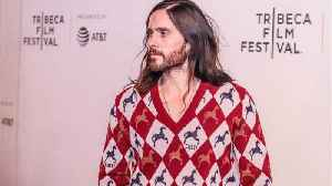 Jared Leto Reveals Why DC Movies Don't Do As Well As Marvel's [Video]