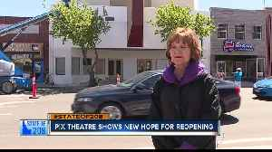 Nampa's historic Pix Theatre is one step closer to reopening [Video]