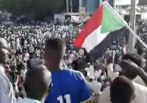 Protesters March Against Military Leaders in Sudan [Video]