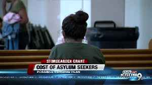 County Administrator wants Stonegarden grant to reimburse costs for asylum seekers [Video]