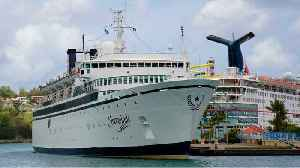 Scientology Cruise Ship Quarantined Due To Measles [Video]