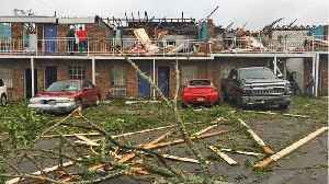 Dozens Of Tornadoes Hit The US South And Midwest [Video]
