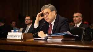 Democrats Outrage At AG Barr [Video]