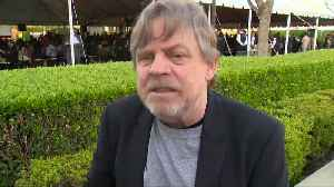 Mark Hamill reflects on life of Chewbacca actor Peter Mayhew [Video]