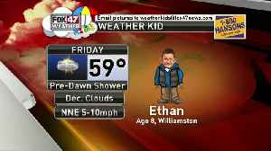 Weather Kid - Ethan - 5/3/19 [Video]