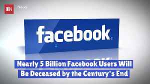 Facebook Can't Beat Mortality [Video]