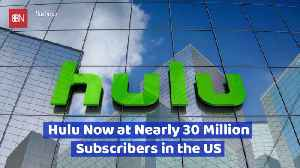 Hulu Passes A Big Milestone With Their User Base [Video]