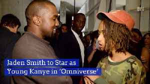Jaden Smith Is Working With Kanye West [Video]