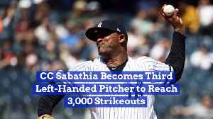 CC Sabathia Is A Special Pitcher [Video]