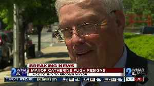 Pugh's resignation prompts reactions from state officials [Video]