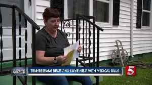Tennesseans receive help with medical bills [Video]
