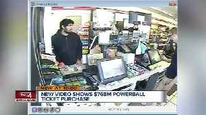 Powerball winner says he felt lucky while buying tickets [Video]