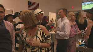 Fun Horse Racing Theme At Stand With Parkland Fundraiser, Aiming To Raise Funds For Safer Schools [Video]