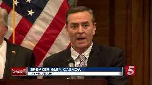 Speaker Casada responds to NC5 Investigation [Video]