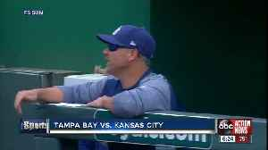 Tampa Bay Rays rally to beat Kansas City Royals 3-1 for 4-game split [Video]