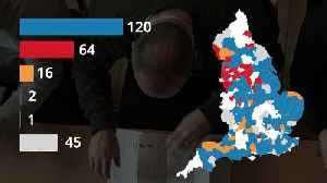 Local elections: Which councils have changed hands so far? [Video]