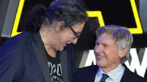 Harrison Ford and George Lucas pay tribute to 'Star Wars' legend Peter Mayhew [Video]