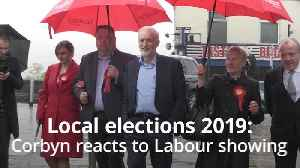 Corbyn: Labour's local gains show general election potential [Video]