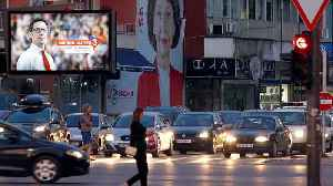 North Macedonia prepares to vote in second round of presidential elections [Video]